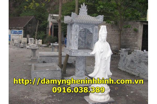 Mẫu bàn thờ đá  6