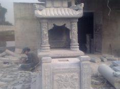 mộ đá ba mái