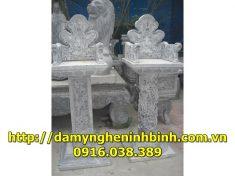 Mẫu bàn thờ đá  9