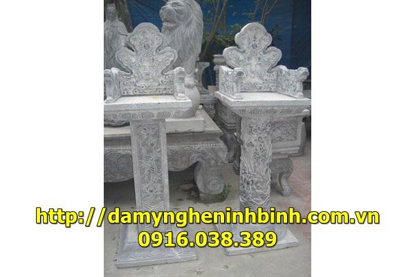 Mẫu bàn thờ đá -10