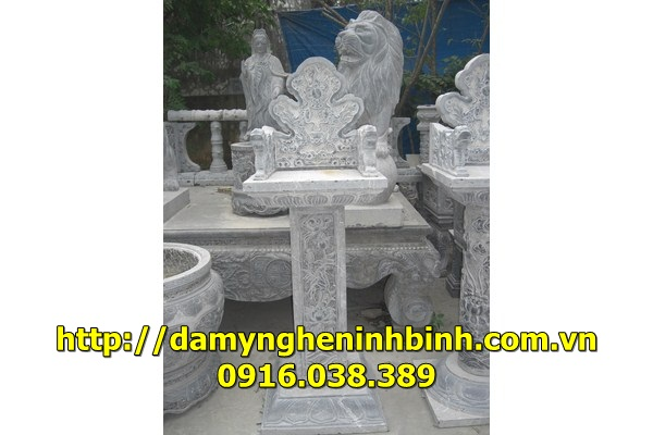 Mẫu bàn thờ đá -11