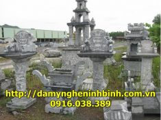 Mẫu bàn thờ đá  13